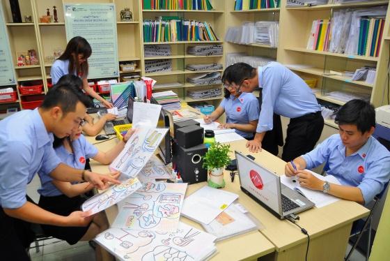 Trường Nhật Ngữ Nam Nhật Nam Trên Báo Tuổi Trẻ